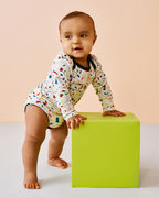 Papu: FOLD BODY baby,  Sand, Multicolor