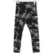 Papu Fold leggings kids, baritone