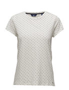 Gant: Allover dot printed ss t-shirt