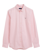 Gant: TU. archive B.D. shirt, Royal pink