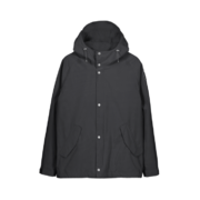 Makia: Mens Raglan jacket, Black