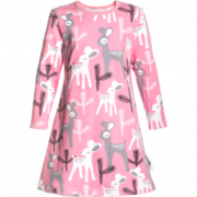 PaaPii Design: Sara, Dress Bambi, pink
