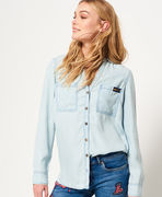 Superdry: Tencel shirt