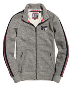 Superdry: Time Trial -College Jacket