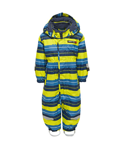 Legowear: Jaxon Snowsuit, Light Blue