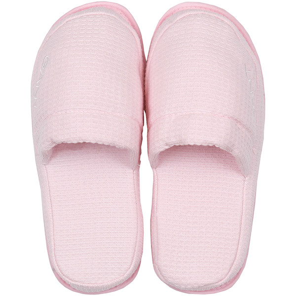 Gant: Waffle slippers Small, Pink