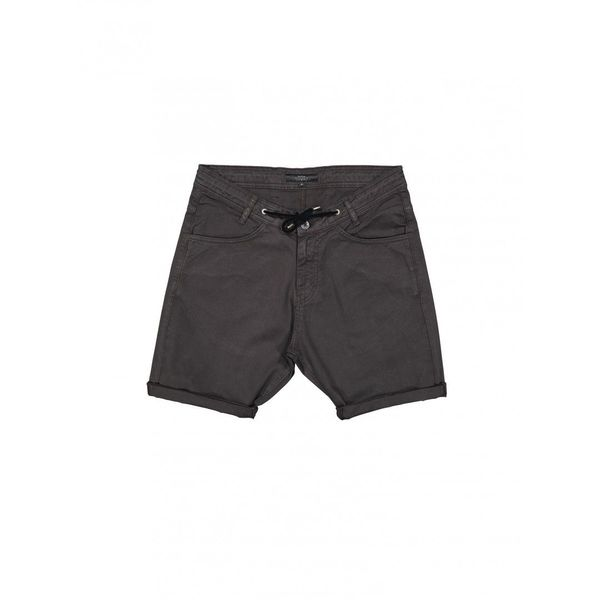 Makia: Nautical shorts, black