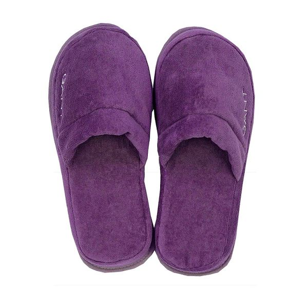 Gant: Premium slippers Small, Violet